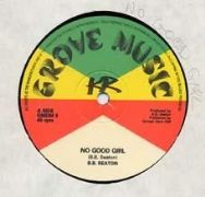 NO GOOD GIRL / ACCEPT MY APOLOGY. Artist: Jimmy Lindsay. Label: Music Hive
